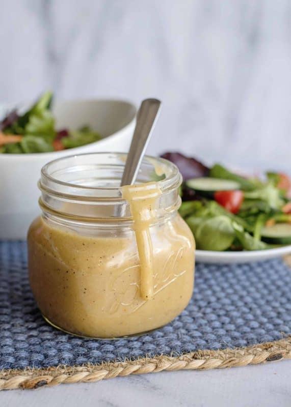 Vidalia Honey Vinaigrette - A DELICIOUS Salad Dressing!