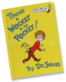 photo about Wocket in My Pocket Printable identified as Wocket in just My Pocket Tale Movie - Southern Plate