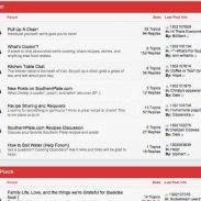 Launch of Southern Plate Front Porch Forums