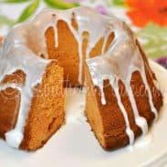 Grandmama's Orange Supreme Cake