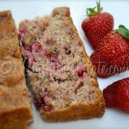 Strawberry Pecan Bread – MMM MMM GOOD!