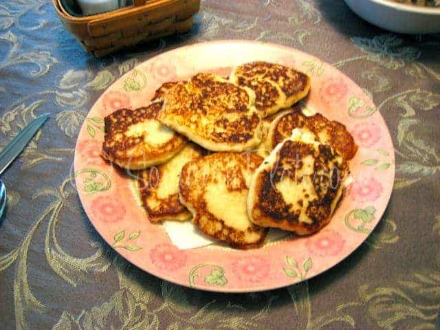 Mama's Potato Cakes