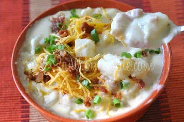 My Favorite Potato Soup