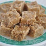 Peanut Butter No Bake Cookie Bites