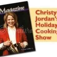 Christy Jordan's Holiday Cooking Show *Win Tickets*