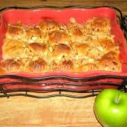 Mama and Grandmama Make Apple Dumplings