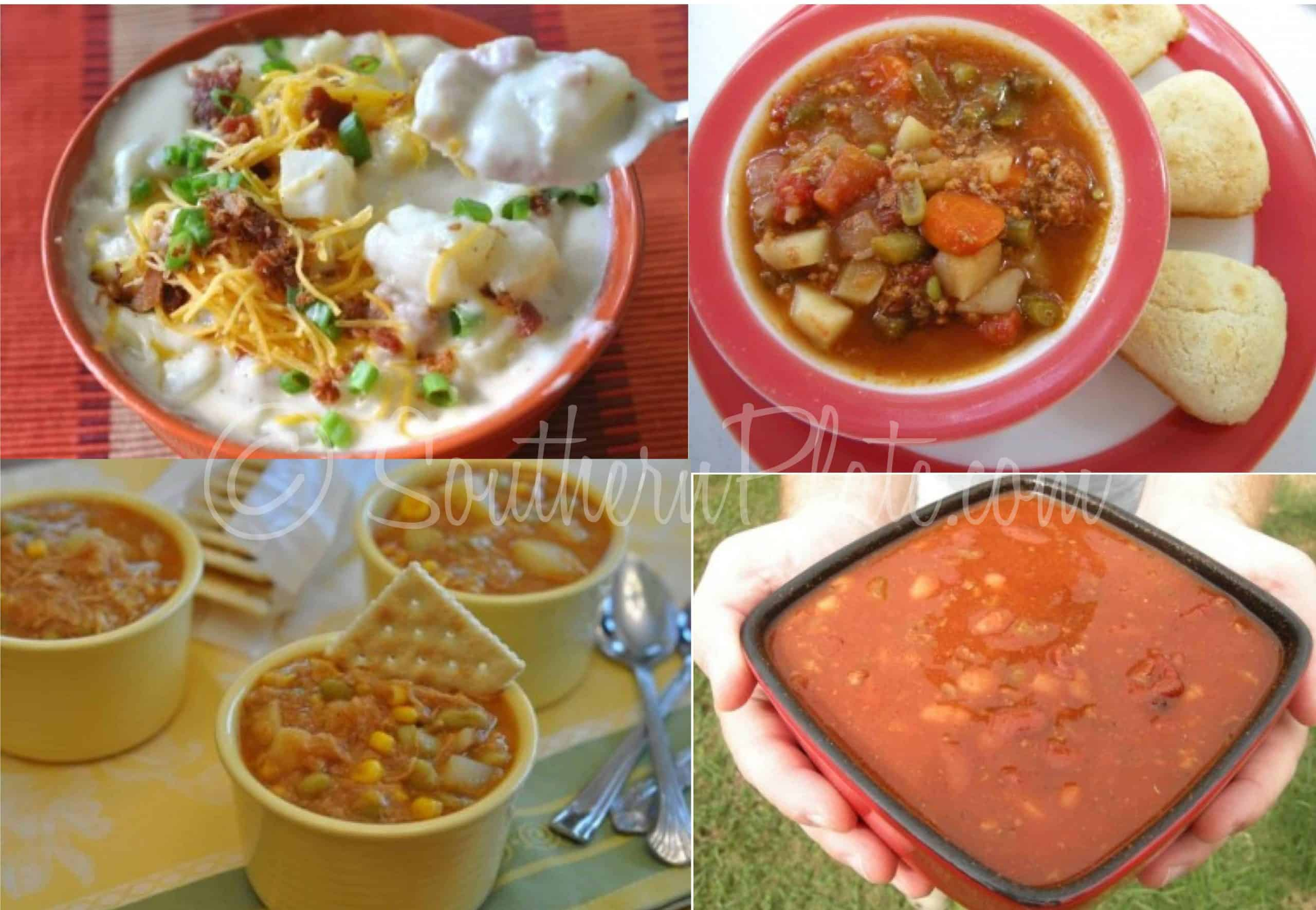 14 Favorite Soup And Stew Recipes Southern Plate