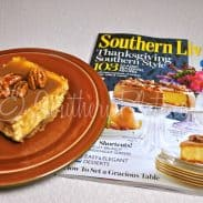 Cook The Cover With Me! November 2011 Southern Living