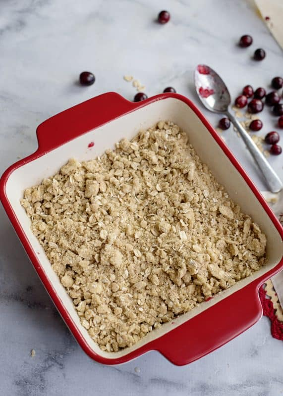 Cranberry Crunch Ready To Bake