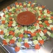 3-Cheese Tortellini Party Wreath