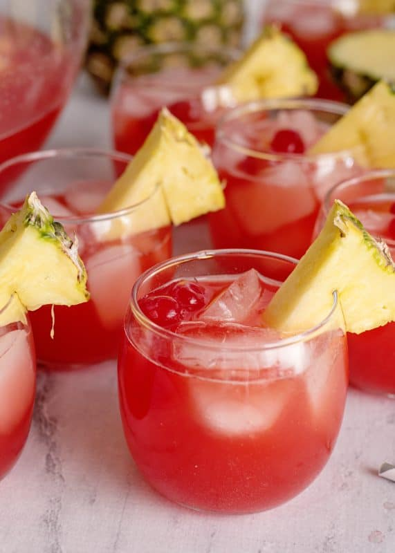 Delicious Party Punch (Can be made Sugar Free!)