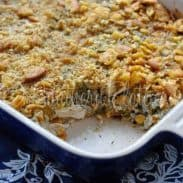 Chicken and Wild Rice Casserole – and Becoming The Crazy Daffodil Lady