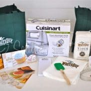 WIN A White Lily & Cuisinart Prize Package
