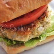 Chicken Patties – & what I don't like..