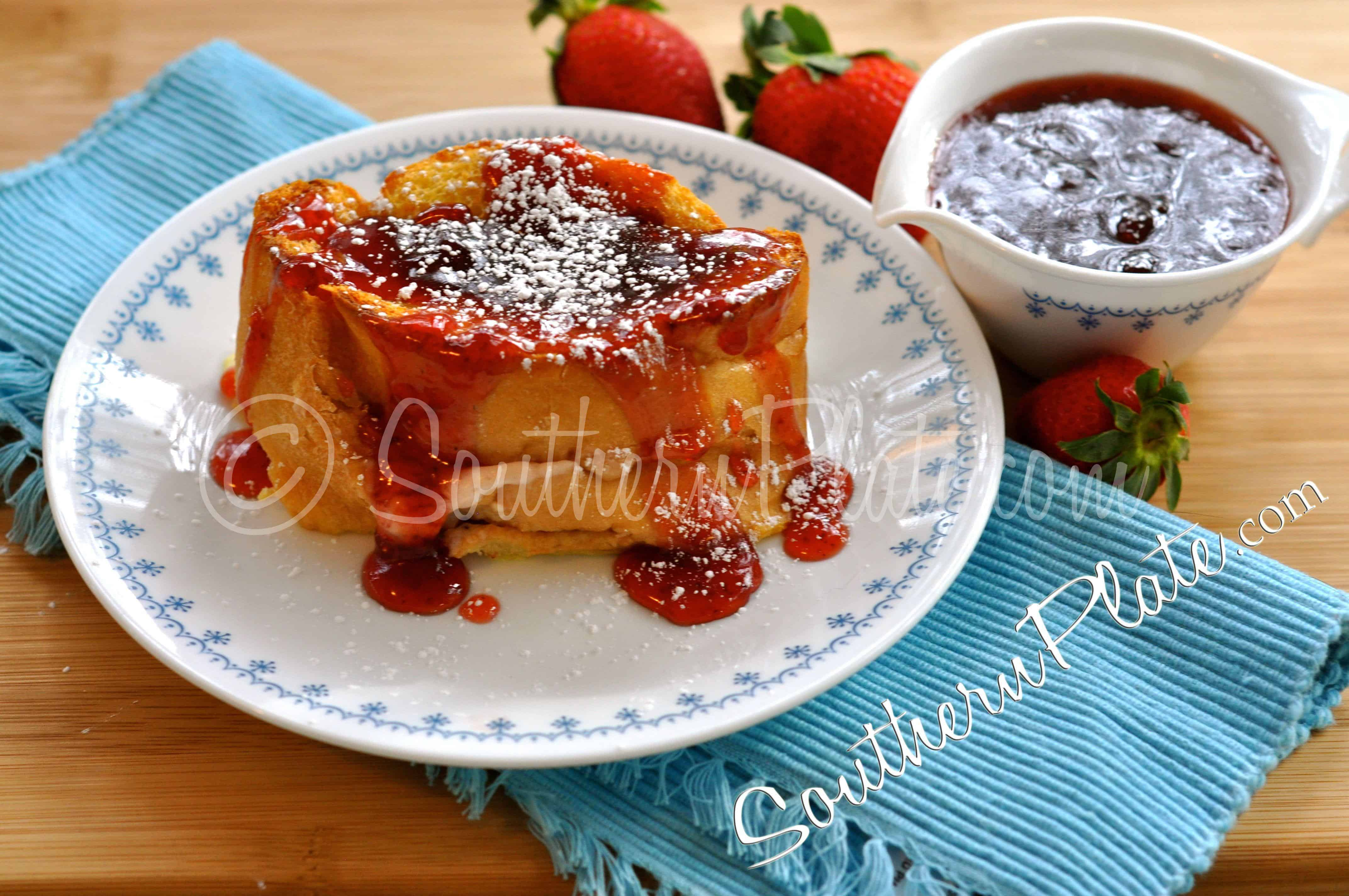 Overnight Stuffed French Toast – And Why I'm A Morning Person ...