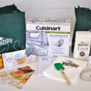 YAY! Win a White Lily & Cuisinart Prize Package!