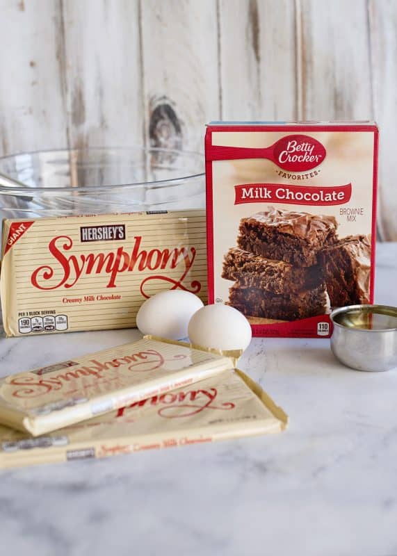 Symphony Brownies - and Teaching Joy