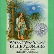 When I was young in the mountains – Story Time Video