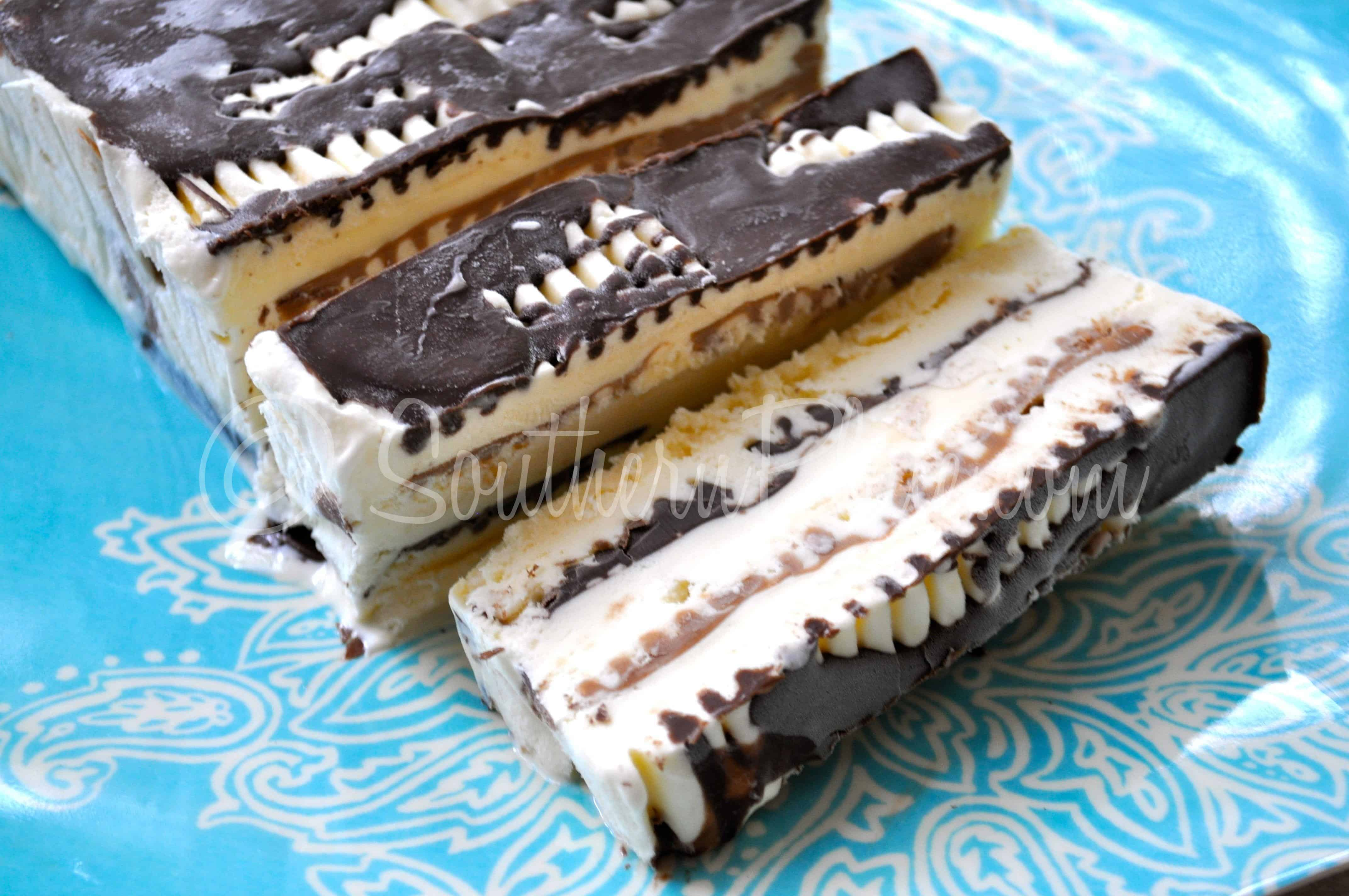 Viennetta Ice Cream Cake