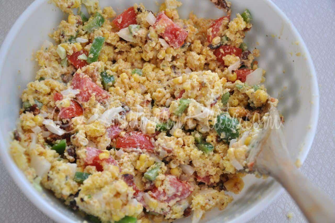 Cornbread Salad | Southern Plate