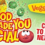 Win Tickets to Veggie Tales LIVE