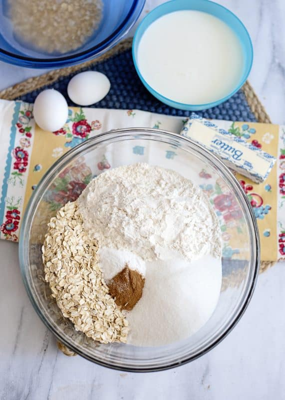 Mixing Up AnyTime, Any Kind Oatmeal Muffins