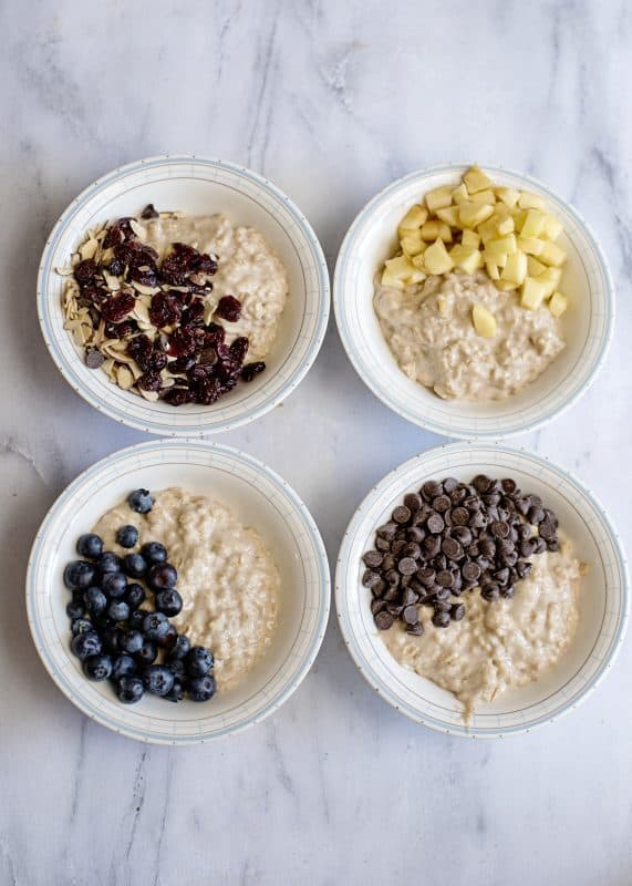 Mixing Up Different Varieties Of AnyTime, Any Kind Oatmeal Muffins