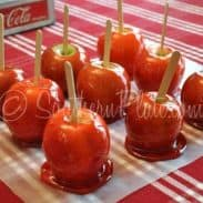 Candy Apples Southern Plate
