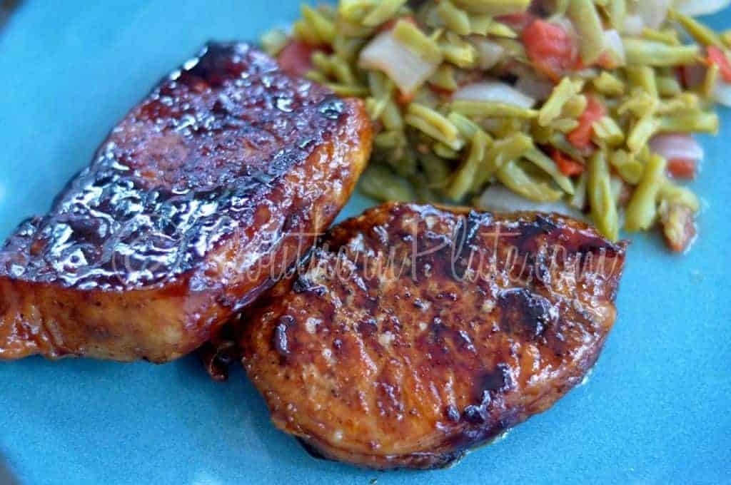 Maple Glazed Pork Chops – And How To Traumatize Your Kids | Southern ...