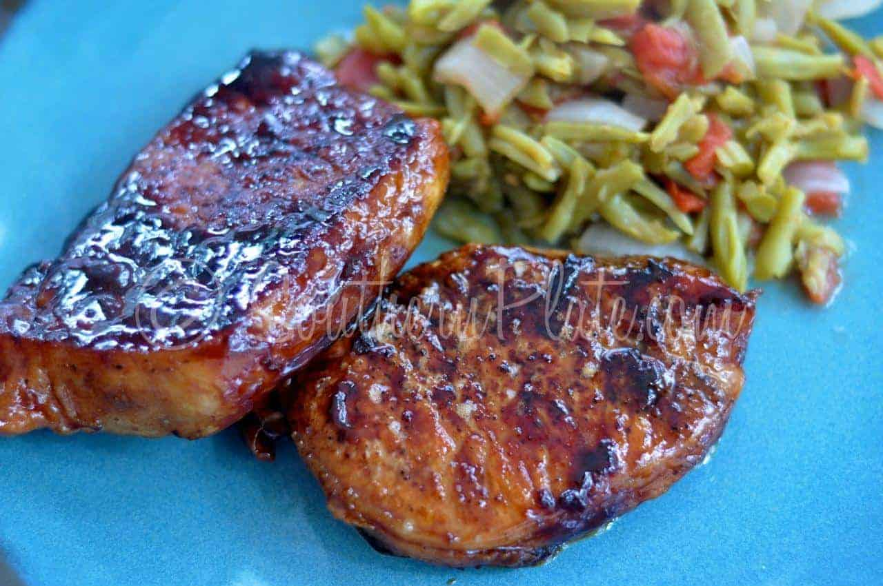 Easy maple pork chop recipes