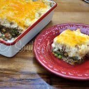 Shepherd's Pie – and how I learned to Bloom
