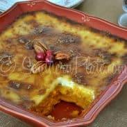Sweet Potato Creme Brûlée