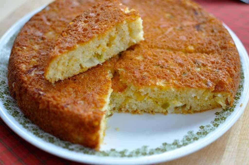 Mexican Sweet Cornbread Cake Recipes