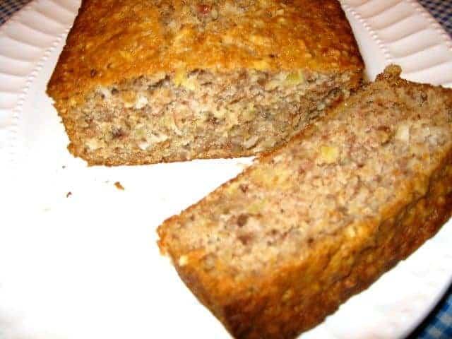 Mrs. Molcie's Hawaiian Nut Bread