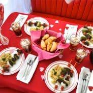 Valentine's Recipes – make it special, make it fun!