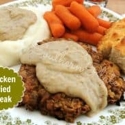 Chicken Fried Steak SouthernPlate
