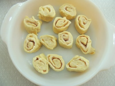 Shortcut Butter Rolls from SouthernPlate!