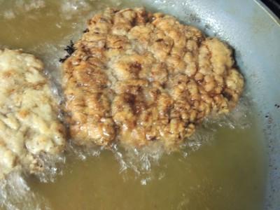 Chicken Fried Steak from SouthernPlate
