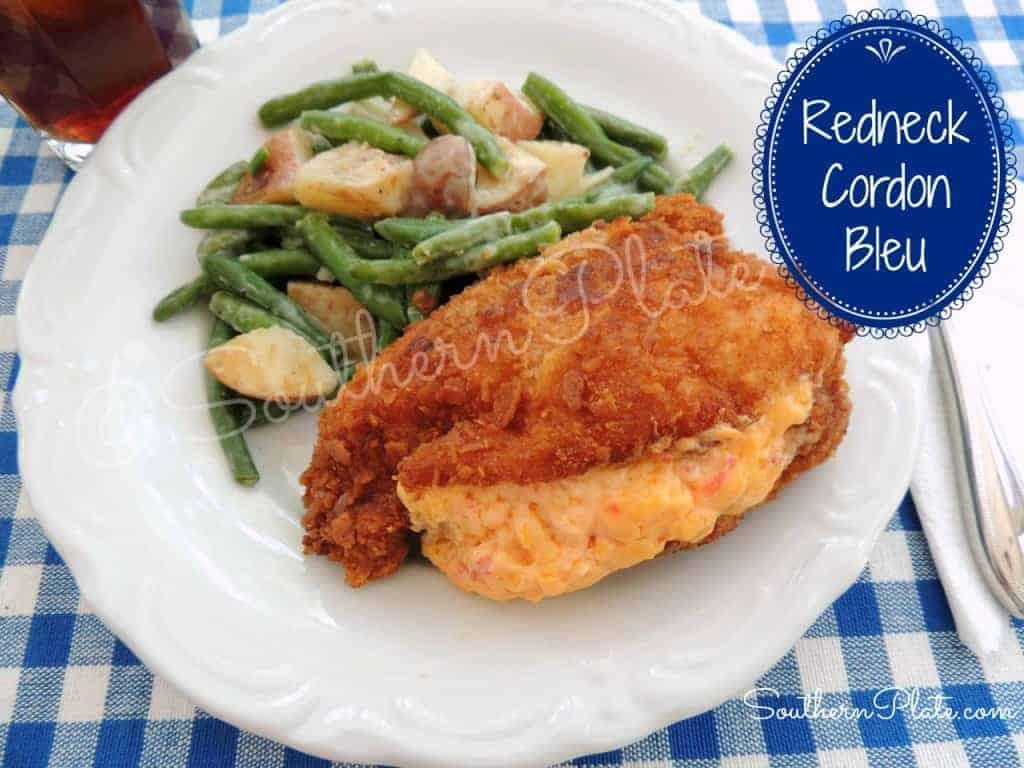 Redneck Cordon Bleu