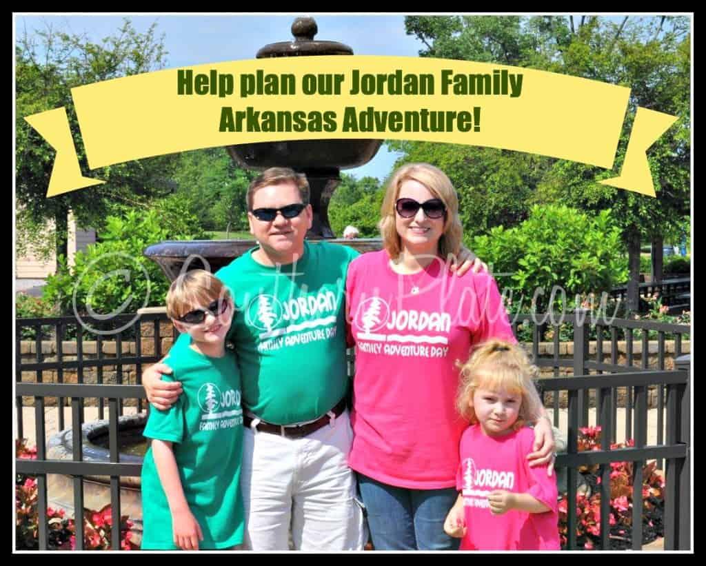 Jordan Family Adventure!
