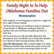Family Night In for Oklahoma
