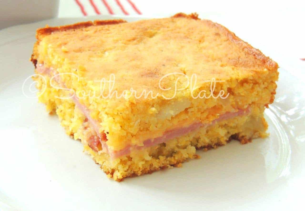 Cornbread Pan Sandwiches