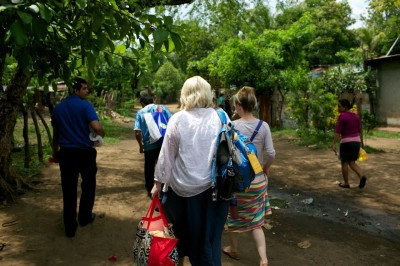 Compassion Bloggers Nicaragua 2013 - Project 155 - Day 1