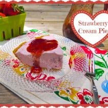 Watermarked Strawberry Cream Pie