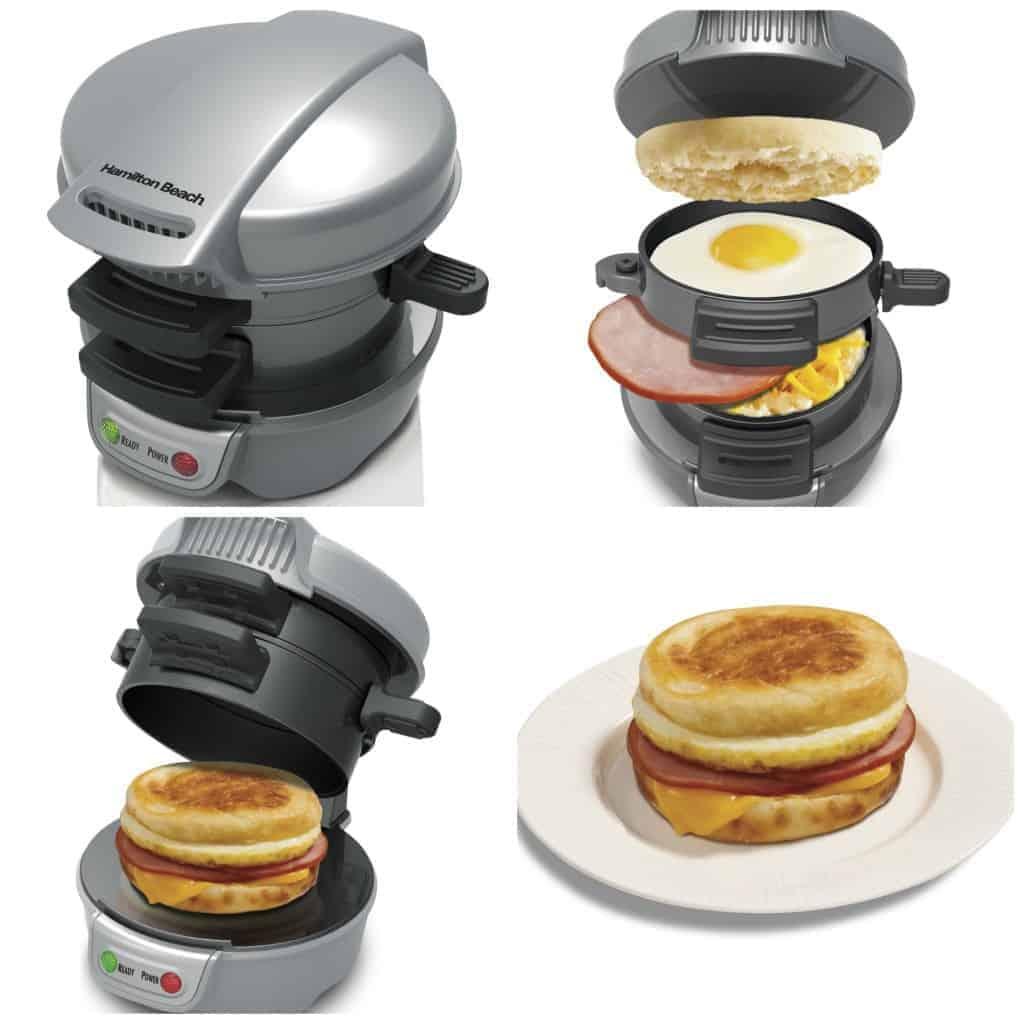 Breakfast Sandwich Maker Giveaway - 10 Winners!