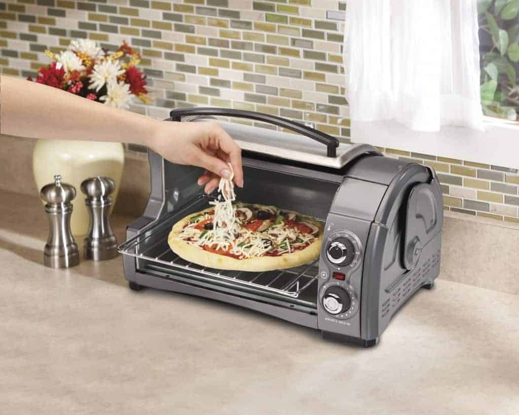 Roll Top Stainless Toaster Oven - 10 Winners!