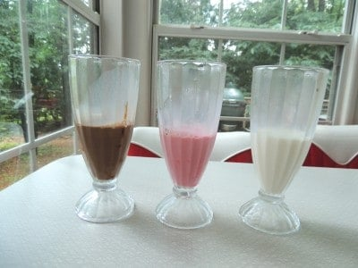 Old Fashioned Egg Creams
