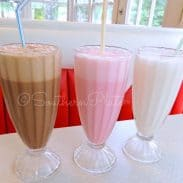 Old Fashioned Egg Creams (Eggless…weird, I know)