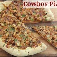 Cowboy Pizza – And Taking Inventory When You're In Over Your Head