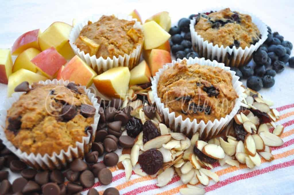 6 Family Favorite Muffin Recipes